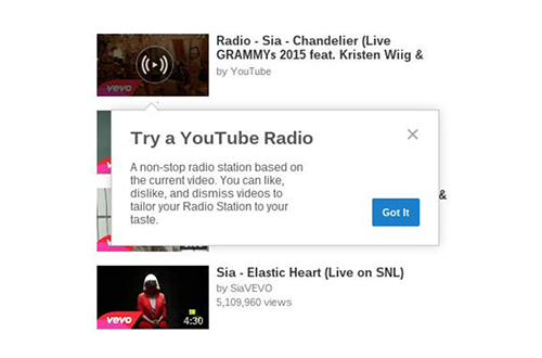 youtube radyo