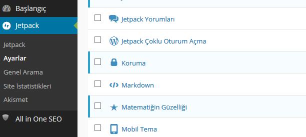 wordpress mobil