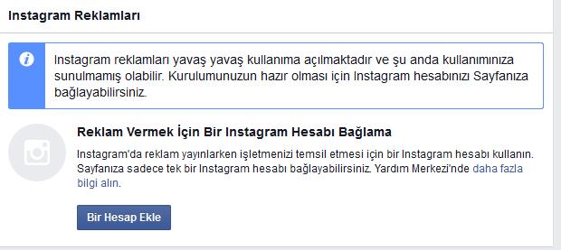 instagram reklam oluşturmak